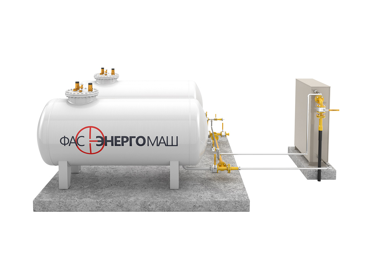 газификация предприятий