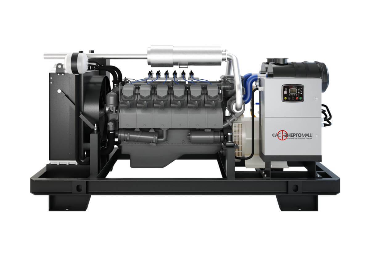 газовый генератор 300 квт