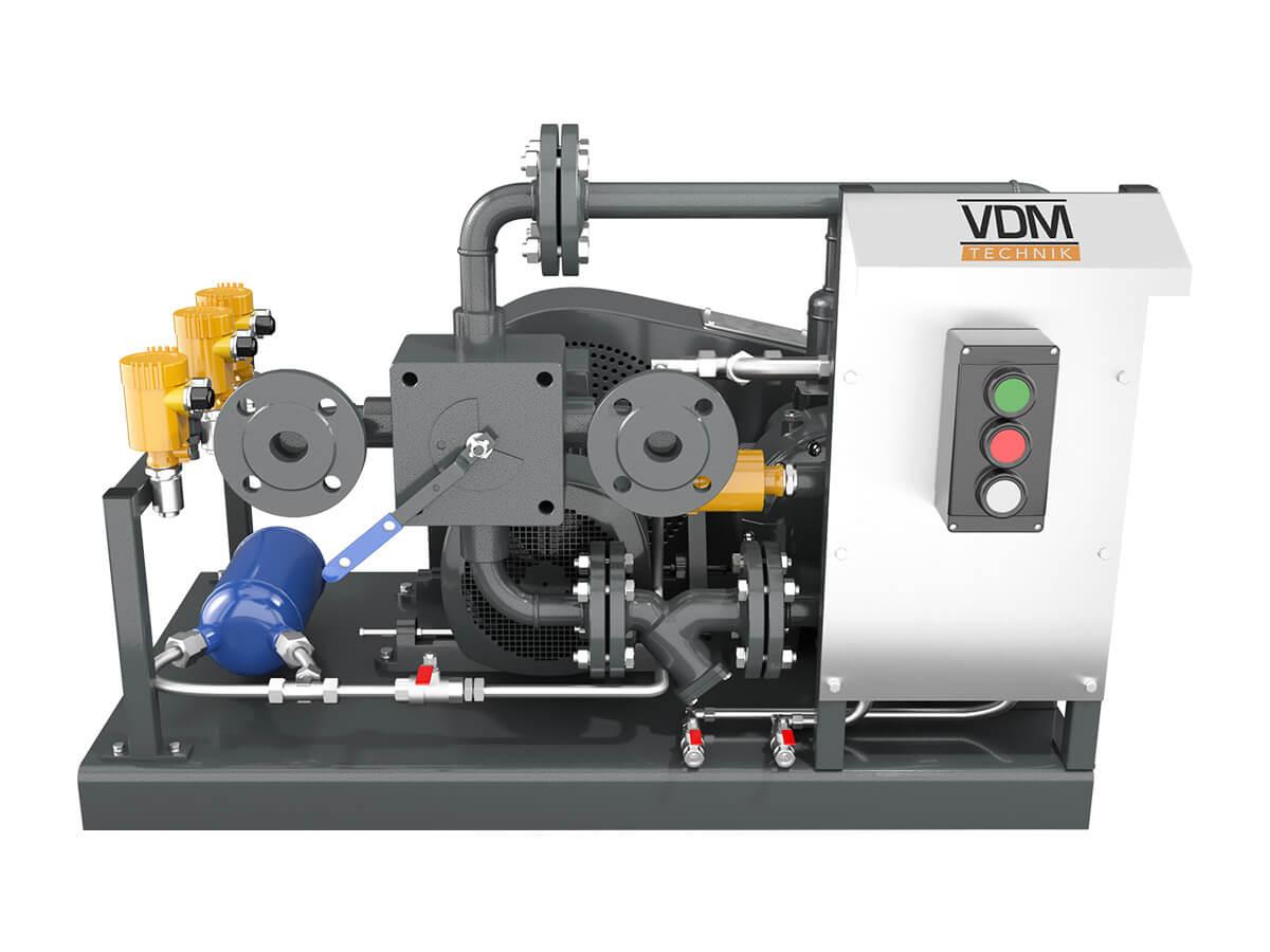 компрессорный агрегат суг