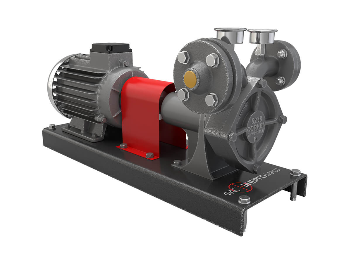 насосный агрегат для суг